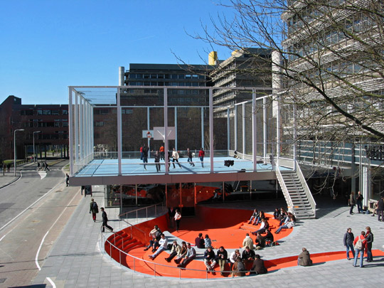 Basket Bar / Basket Bar ( NL Architects )