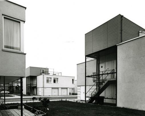 Stadsvilla's, Flatrenovatie Leiden / Urban Villa's, Renovation of Flats Leiden ( A.P.J.M. Verheijen )