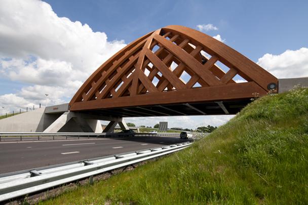 Akkerwindebrug / Bridge ( J.A.H. Achterbosch i.s.m. Onix )